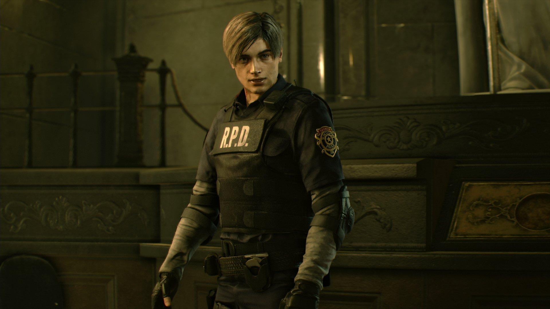 Разработчики убрали изремейка Resident Evil 2 защиту Denuvo