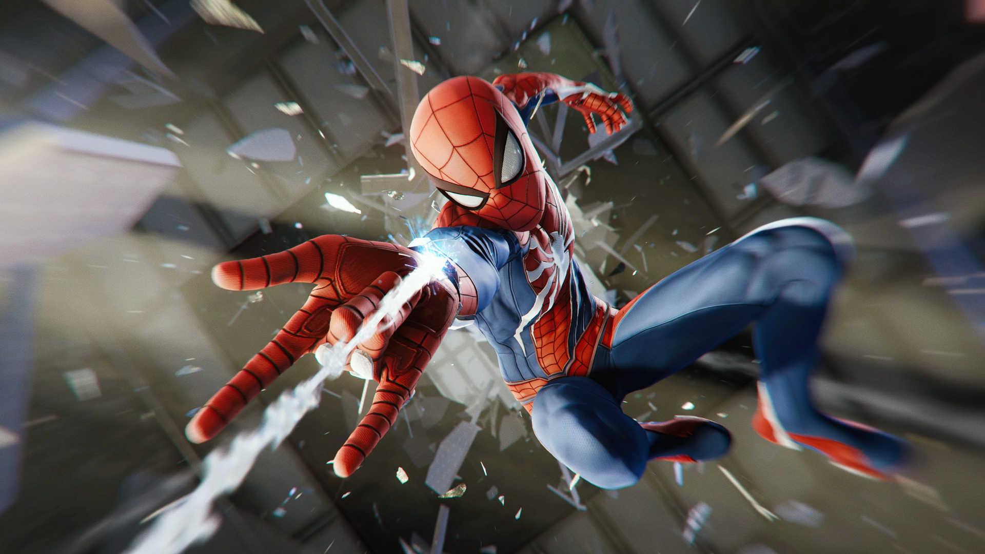 Слухи оскором выходе Marvel's Spider-Man 2