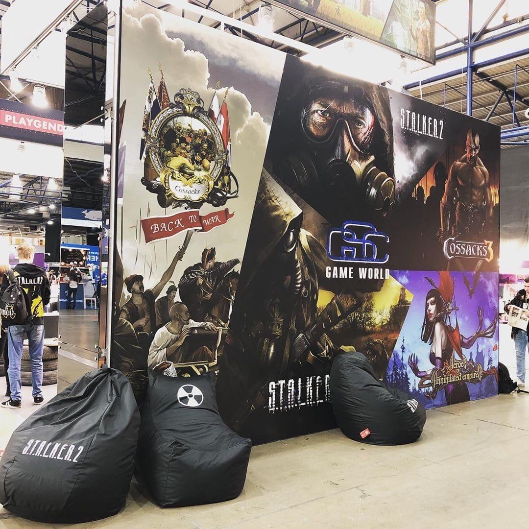 Стенд S.T.A.L.K.E.R. 2 появился наигровой конференции вКиеве