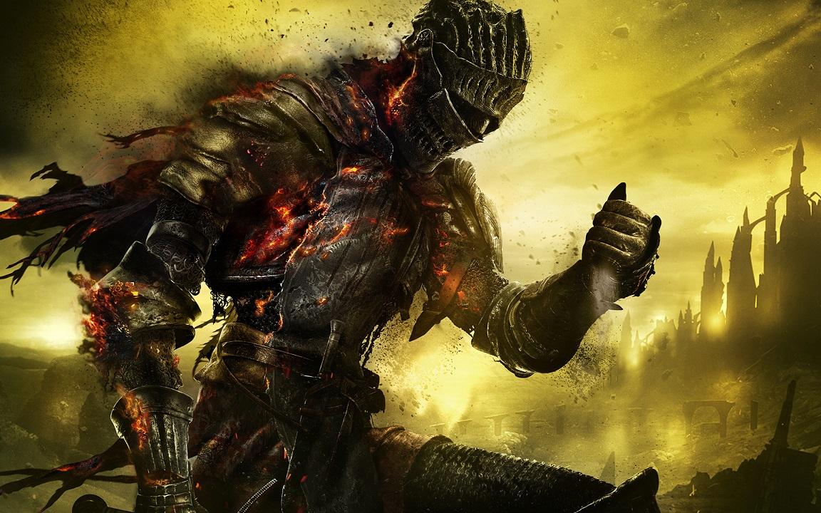Стример прошел все части Dark Souls ниразу неполучив урон