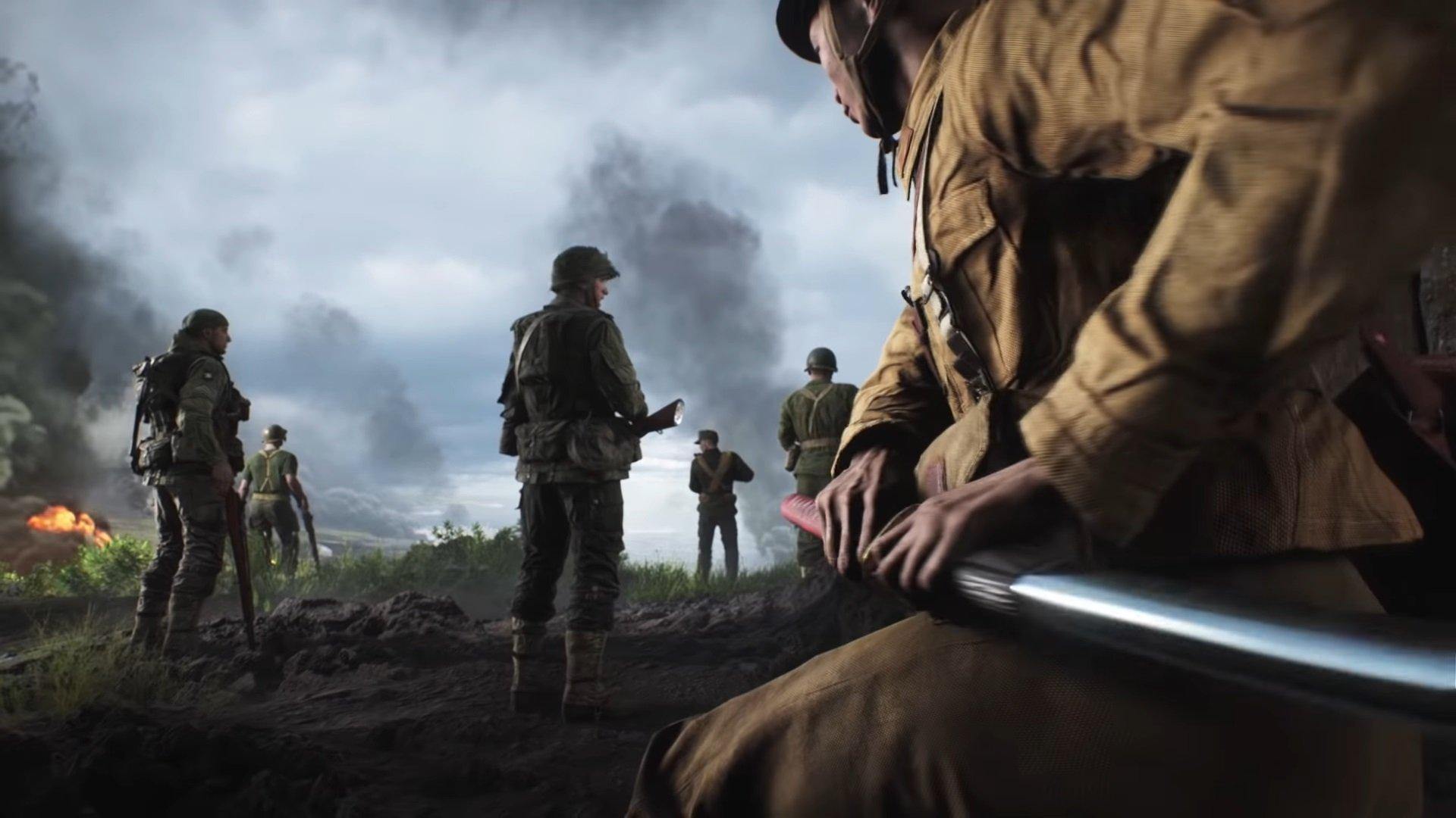 Вновом дополнении для Battlefield 5 появится легендарная карта изBattlefield 1942