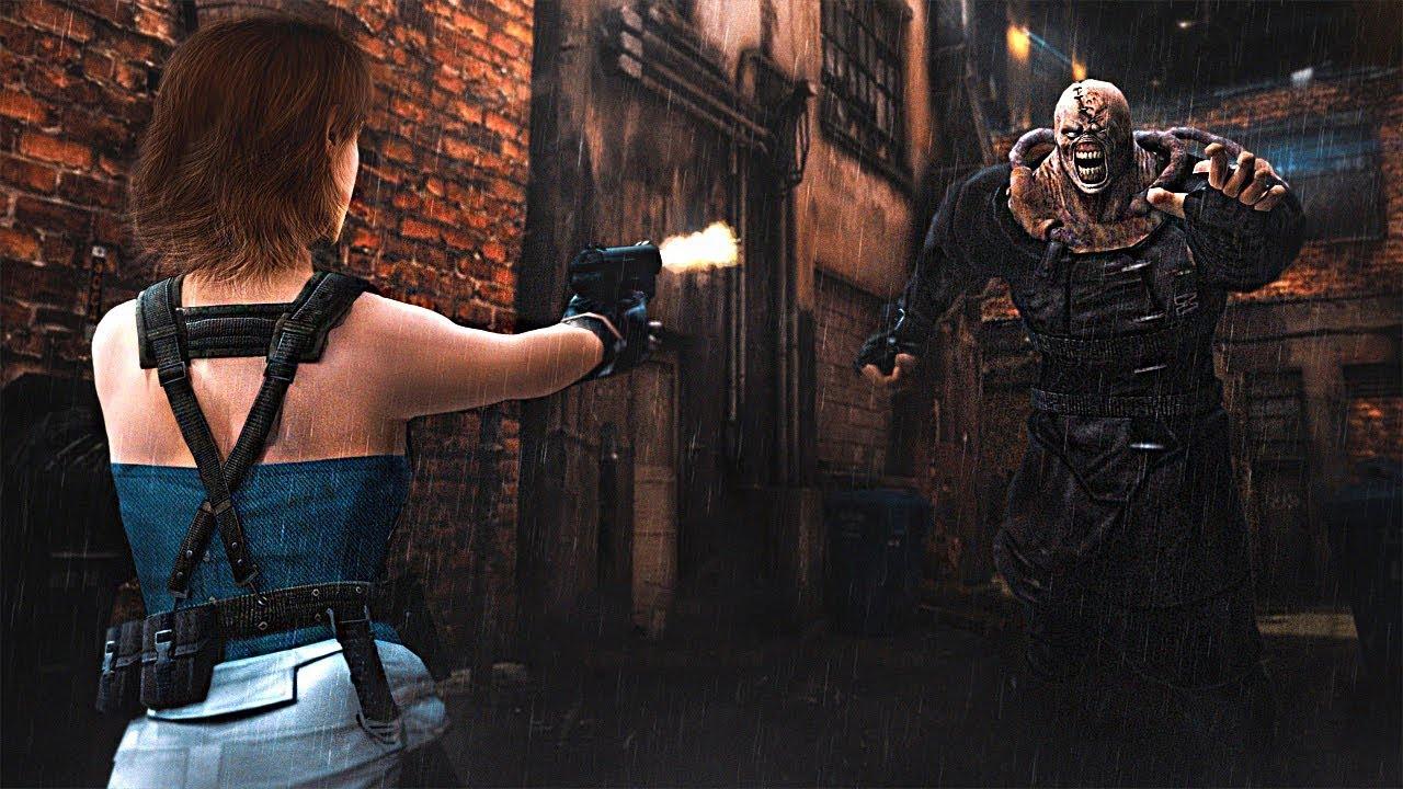 Всеть просочилась дата релиза Resident Evil 3 Remake
