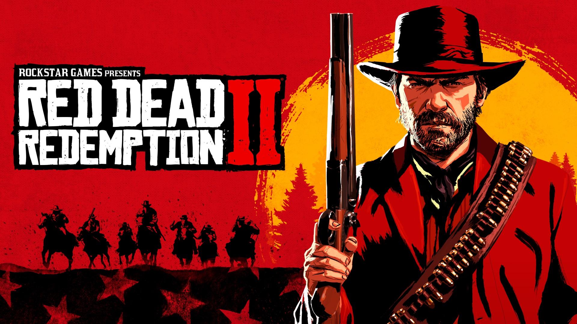 ВSteam состоялся релиз Red Dead Redemption 2