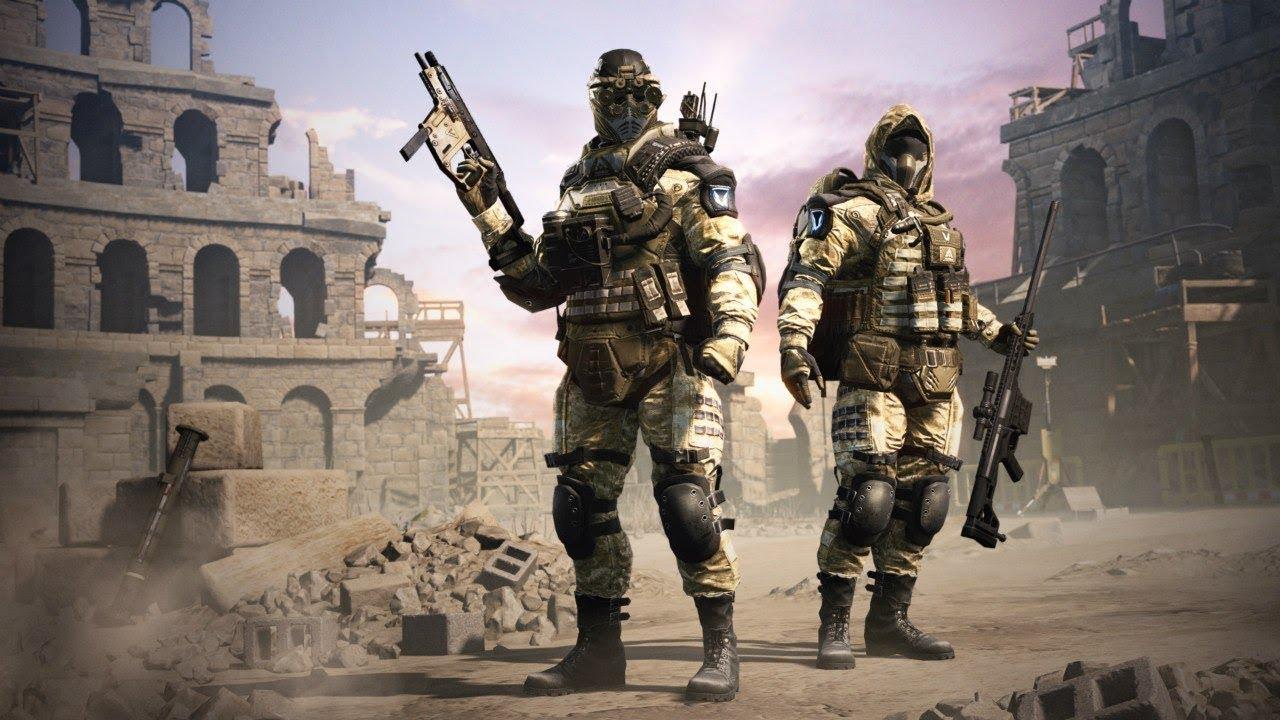 Crytek больше незанимается игрой Warface