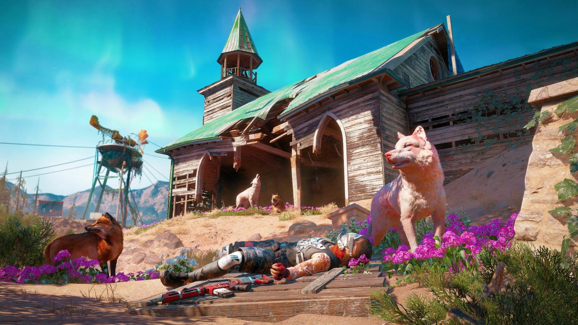 Far Cry New Dawn взломали