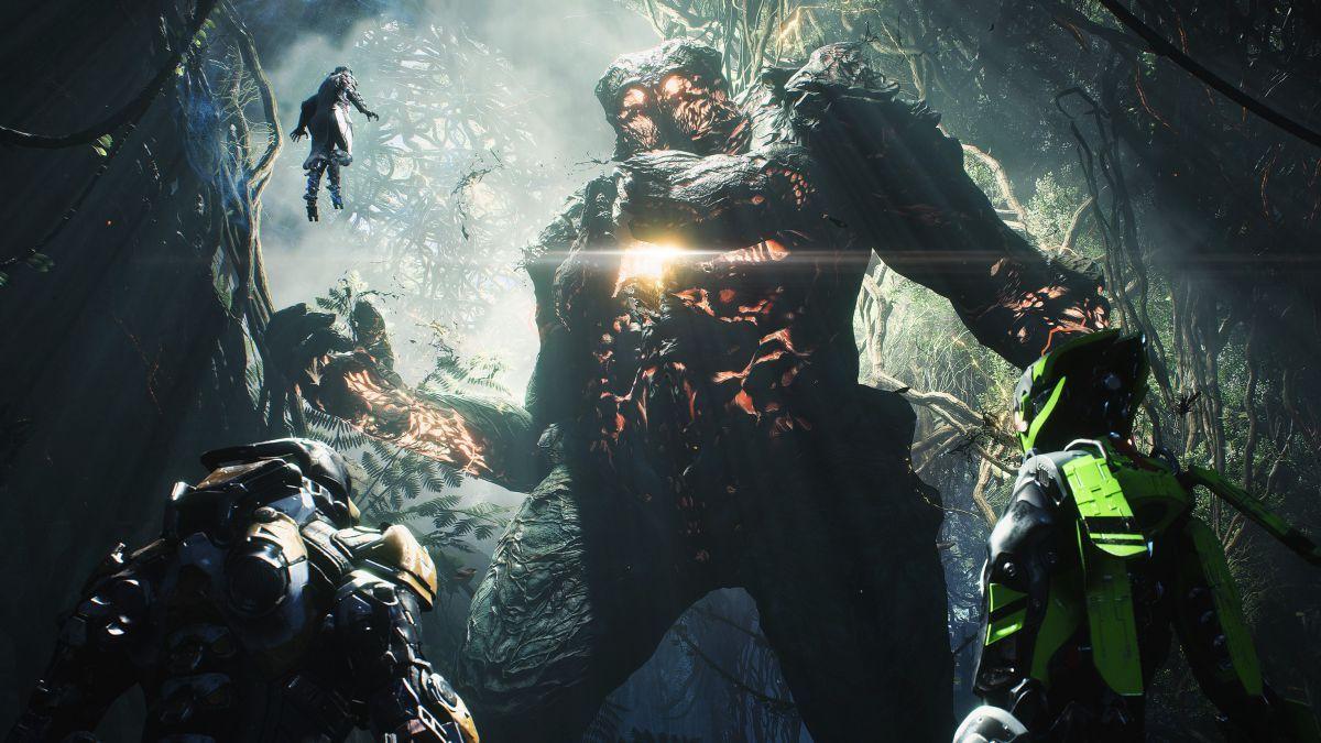 Критики оценили игру Anthem