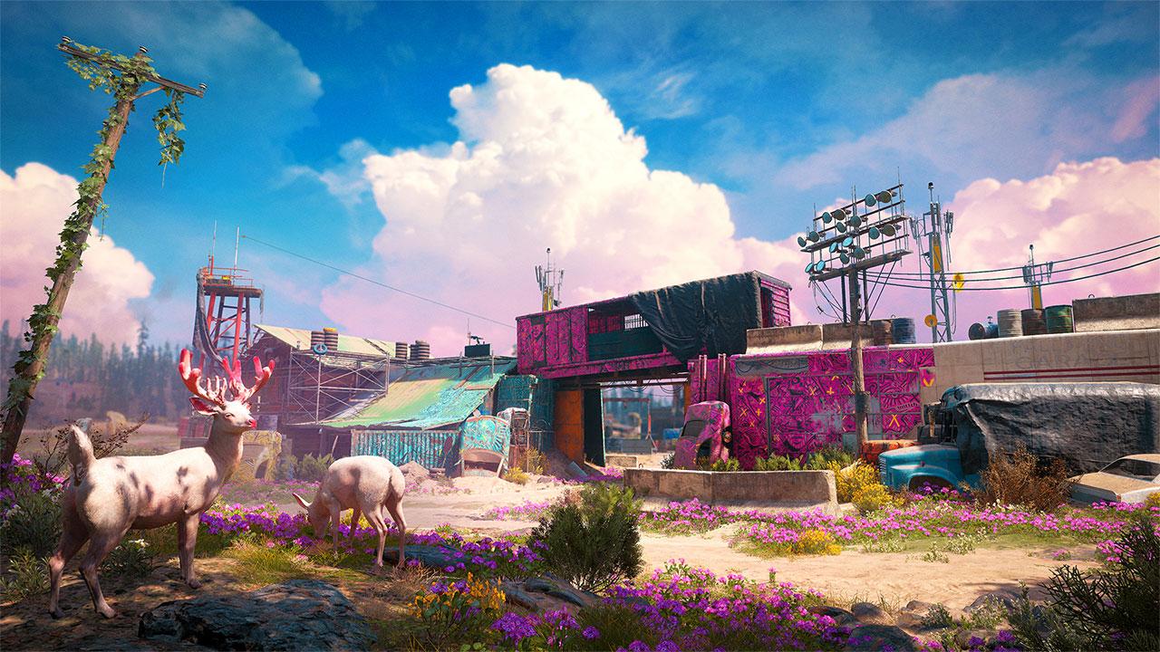 Критики оценили новую Far Cry: New Dawn
