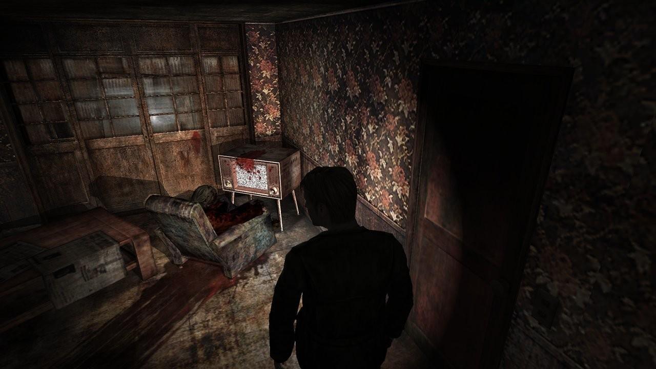 Любительский ремейк Silent Hill 2 наUnreal Engine 4
