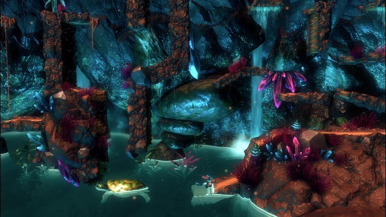 Обзор игры Macrotis AMother's Journey