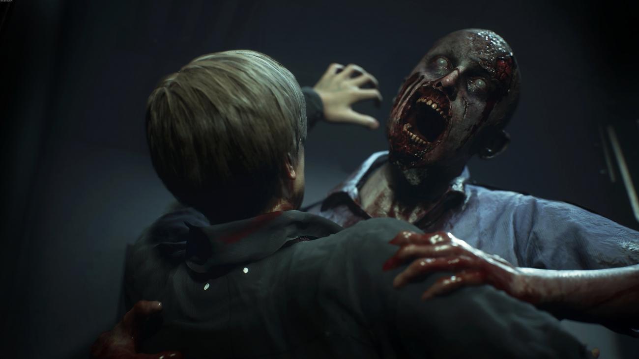 Ремейк Resident Evil 2 взломали
