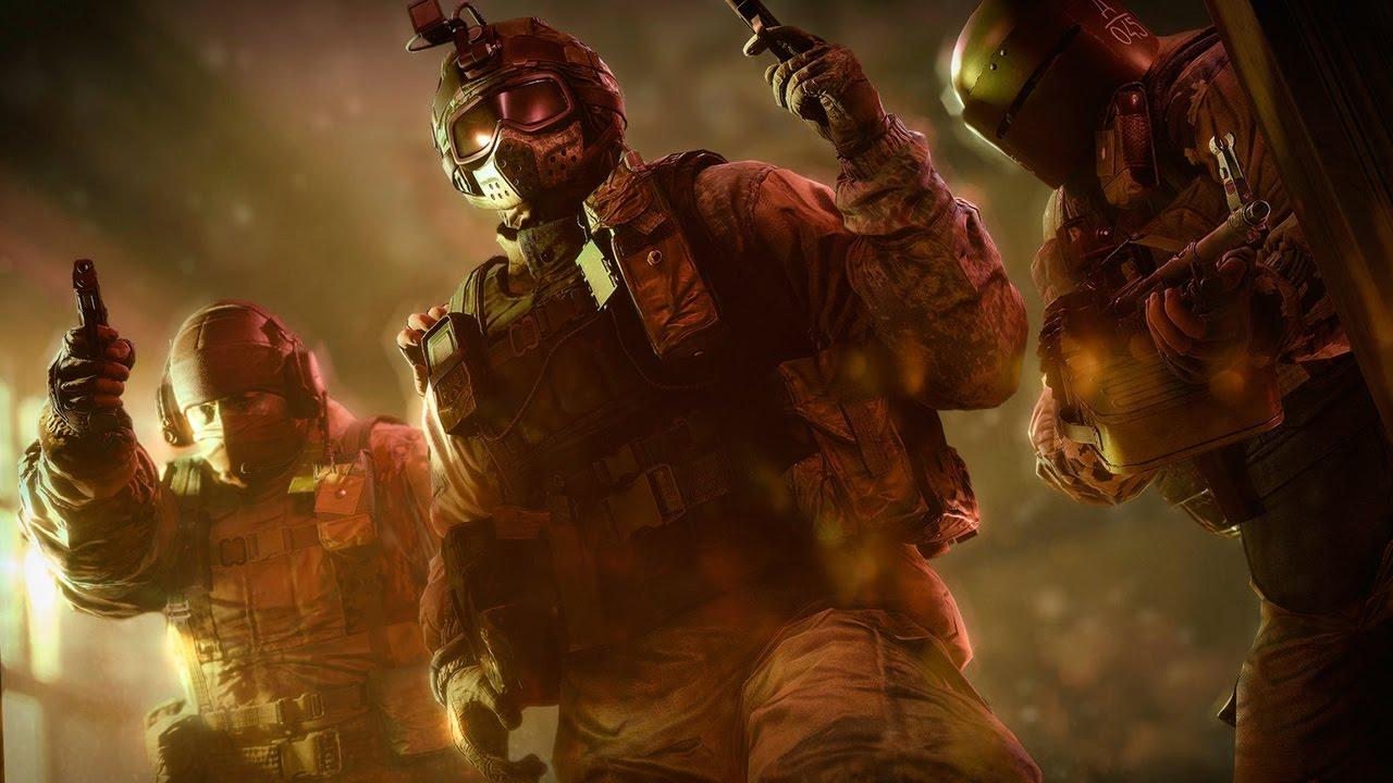Ubisoft выпустила небольшой фильм про оперативников изRainbow Six Siege