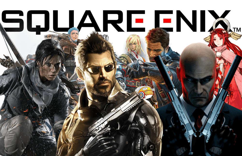 ВSteam проводится распродажа игр отSquare Enix