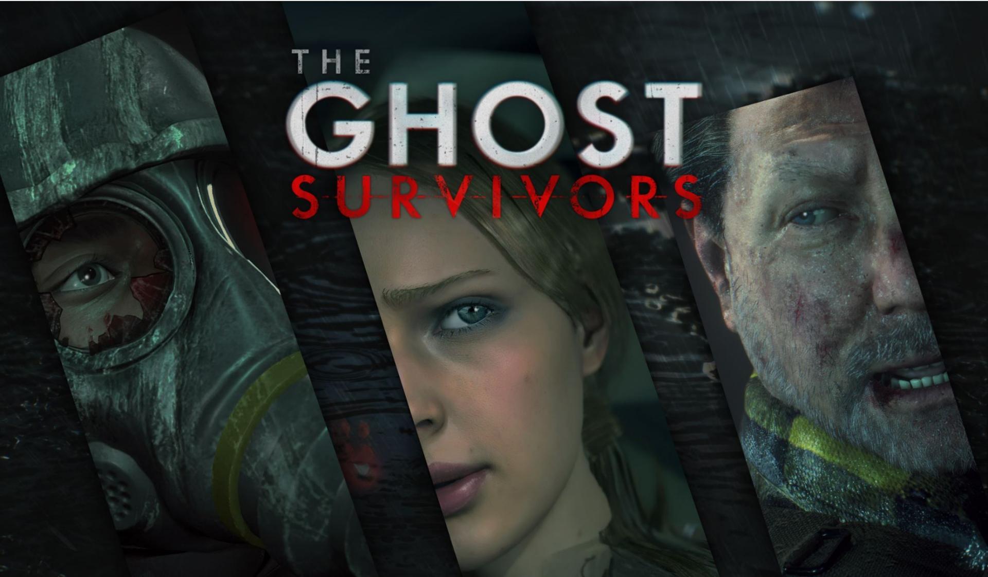Вышло бесплатное обновление The Ghost Survivors для Resident Evil 2