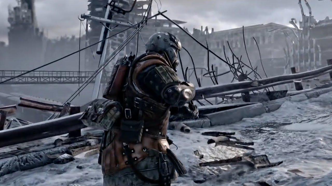 Denuvo будет защищать Metro: Exodus