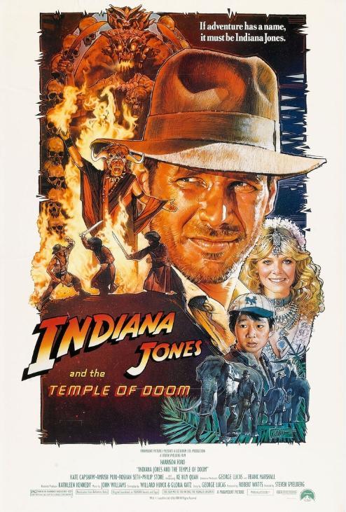 Индиана Джонс иПадающая Шляпа