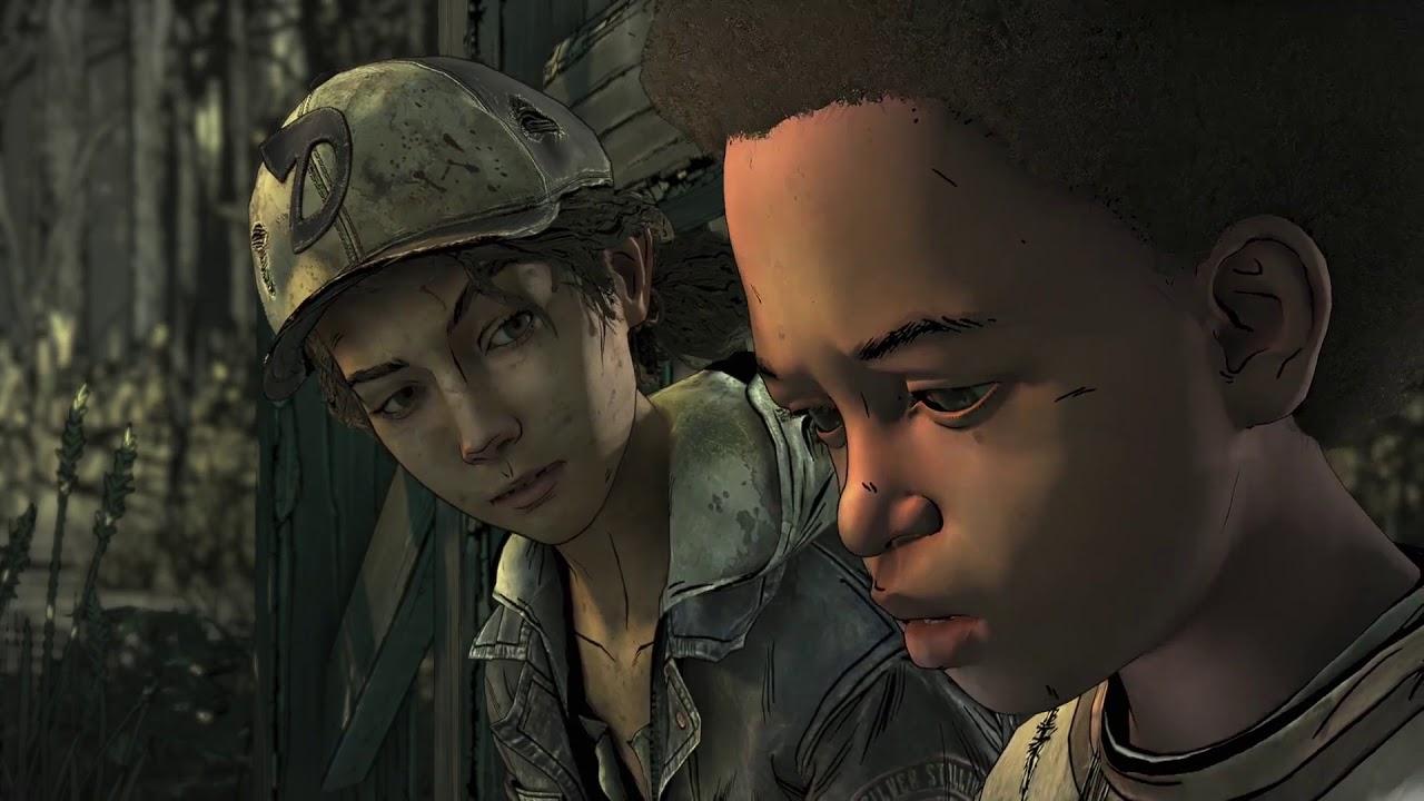Новый трейлер последнего эпизода The Walking Dead: The Final Season