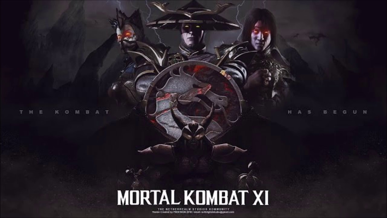 Прошла презентация новой Mortal Kombat 11