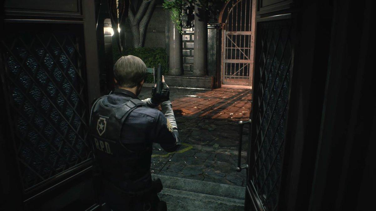 Список достижений иантипиратская защита времейке Resident Evil 2