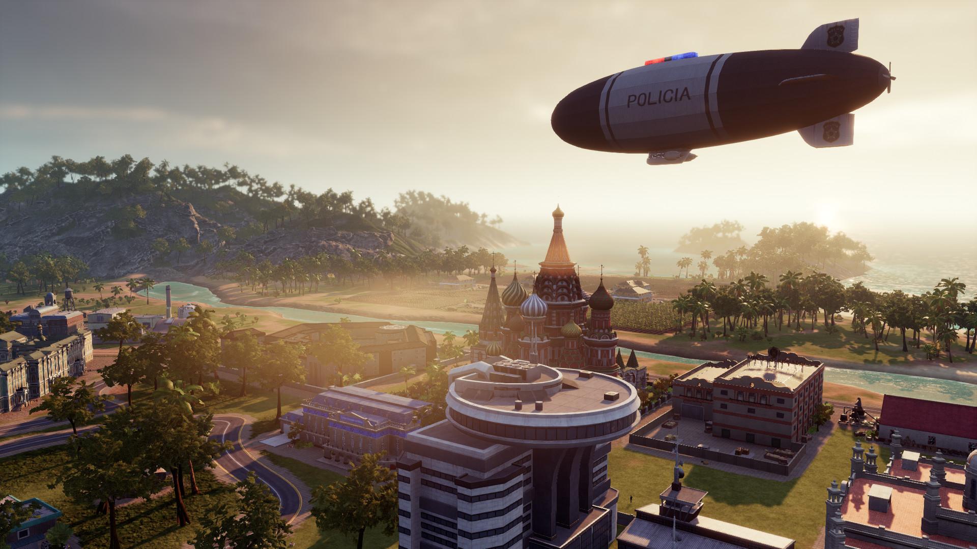 Tropico 6 выйдет наPCнемного позже