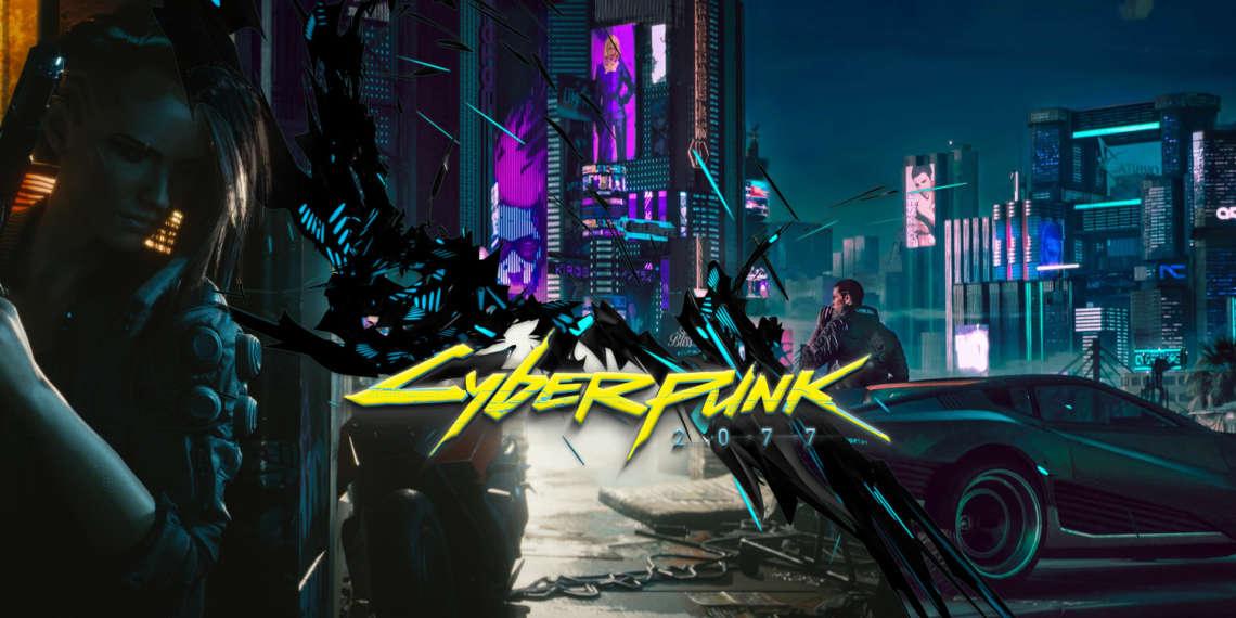 Как выглядит Cyberpunk 2077 наPS1