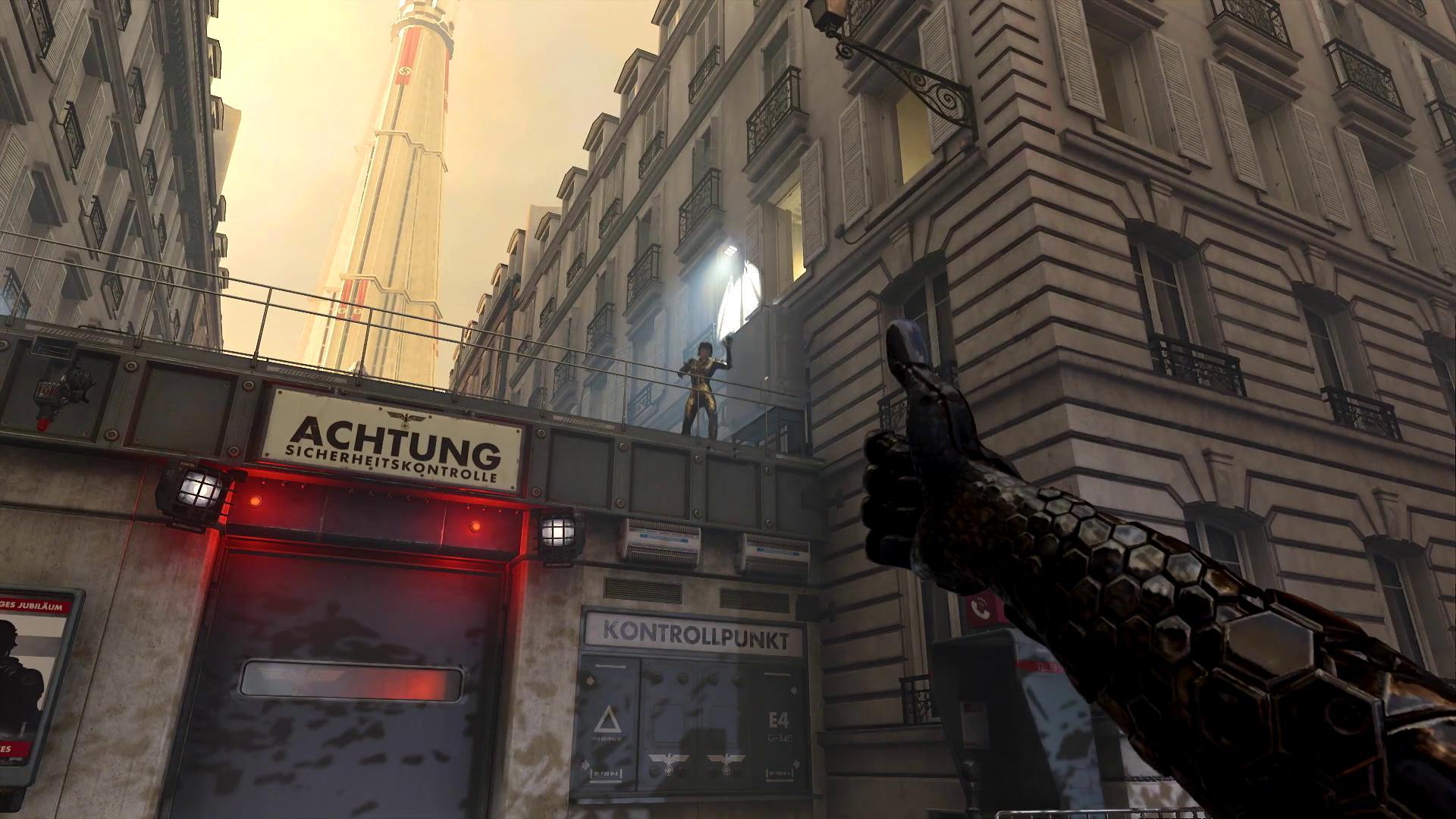 Несамый лучший старт продаж Wolfenstein: Youngblood вАнглии