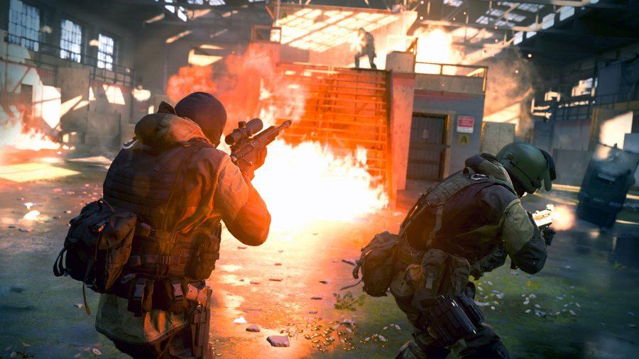 Новый трейлер ивозможная дата бета теста Call ofDuty: Modern Warfare