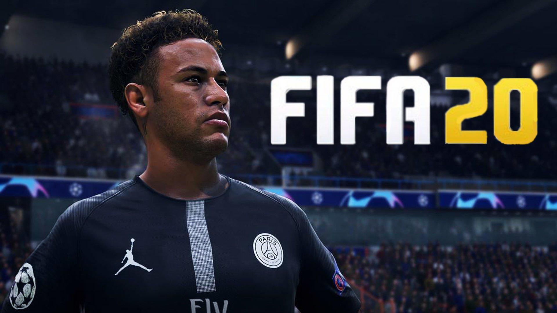 Официальный трейлер FIFA 20