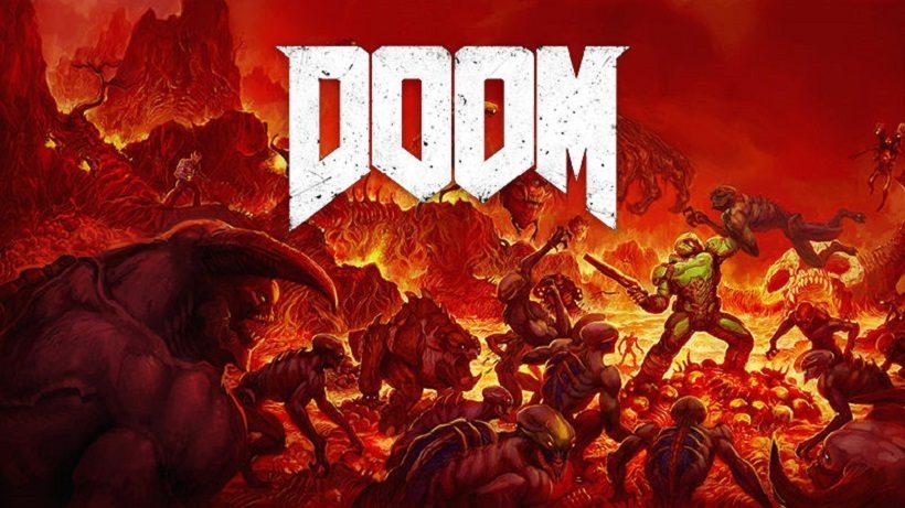 Трилогия DOOM теперь доступна наXbox One, PlayStation 4 иNintendo Switch