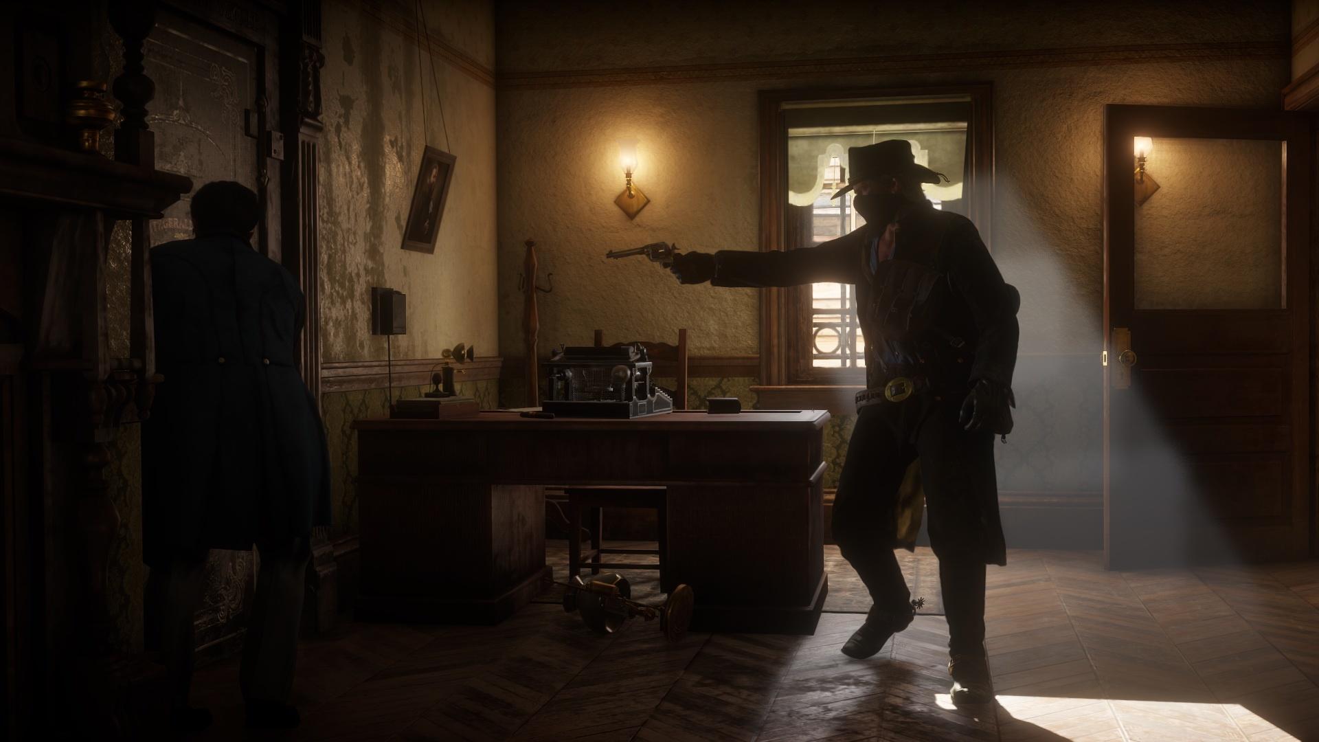 Возможное доказательство выхода Red Dead Redemption 2 наPC