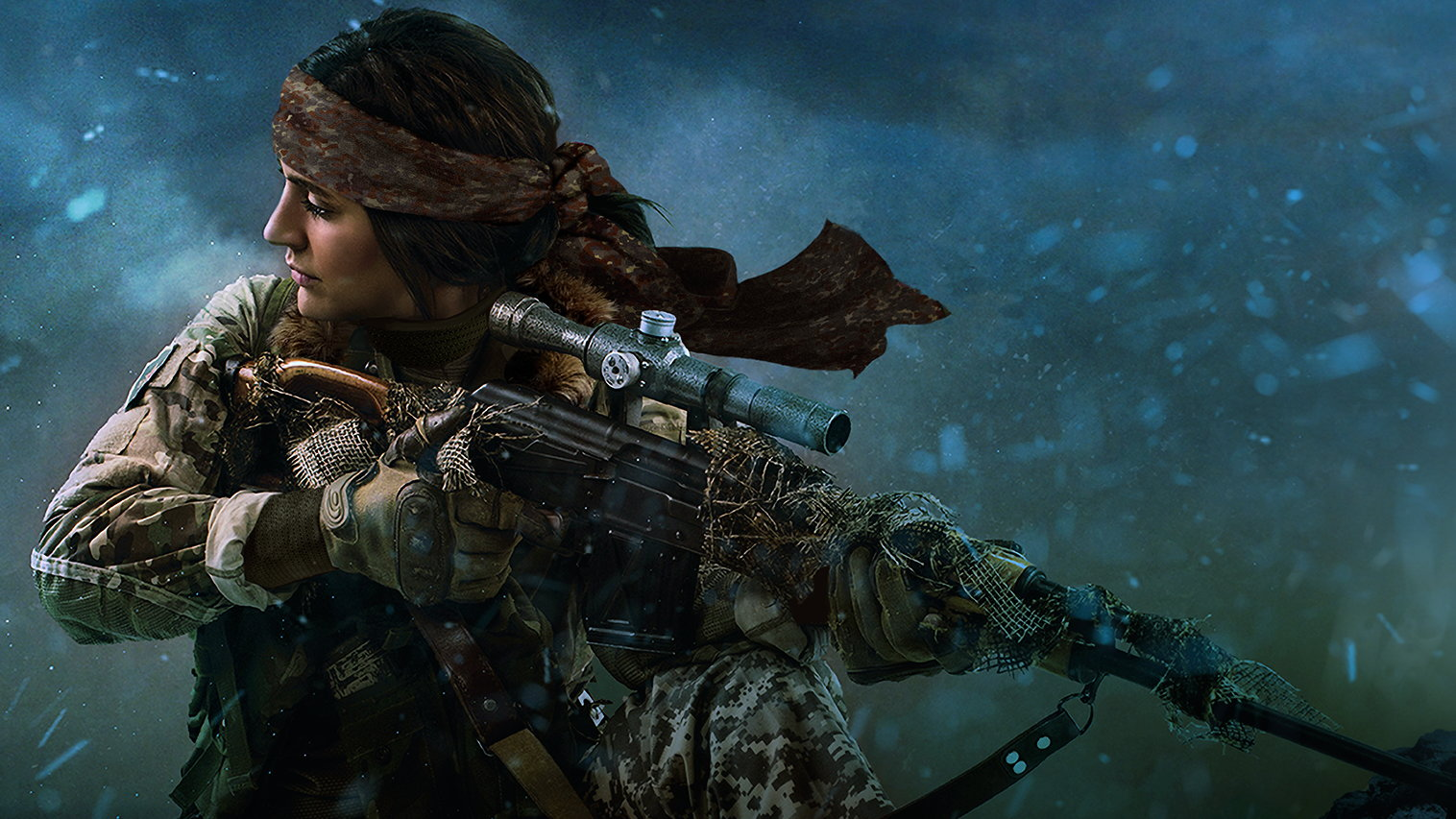 Анонс и трейлер Sniper Ghost Warrior Contracts