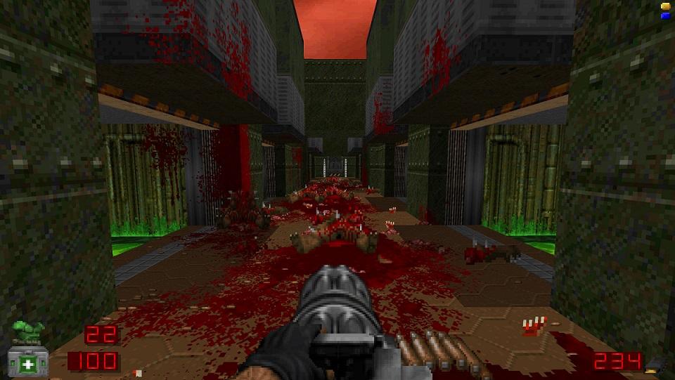 Энтузиаст сделал очень крутой трейлер Doom Eternal встиле первых игр Doom