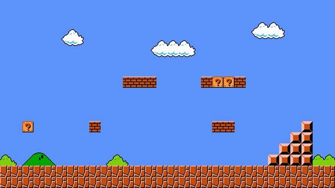 Фанат сделал королевскую битву вSuper Mario Bros