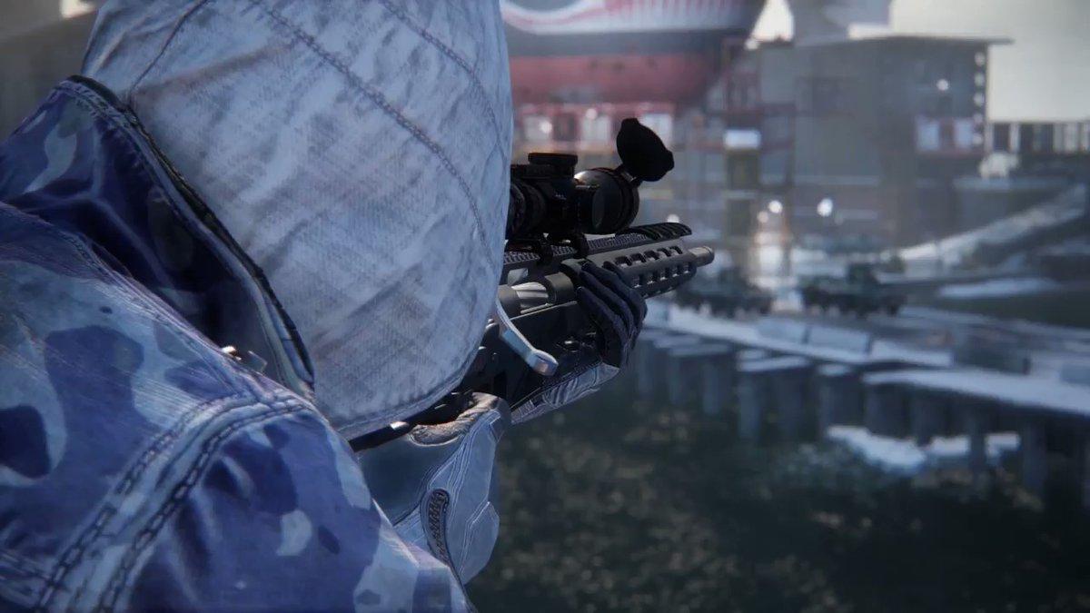 Небольшой геймплейный трейлер новой Sniper: Ghost Warrior Contracts
