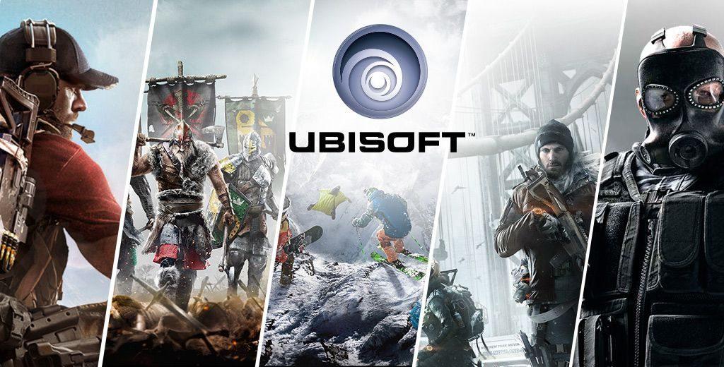 Распродажа игр Ubisoft. Лучшие хиты студии посамым низким ценам