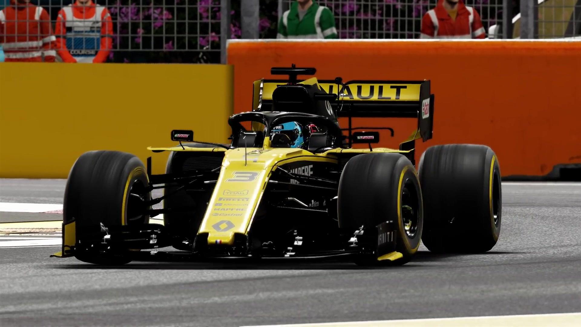 Системные требования для F1 2019