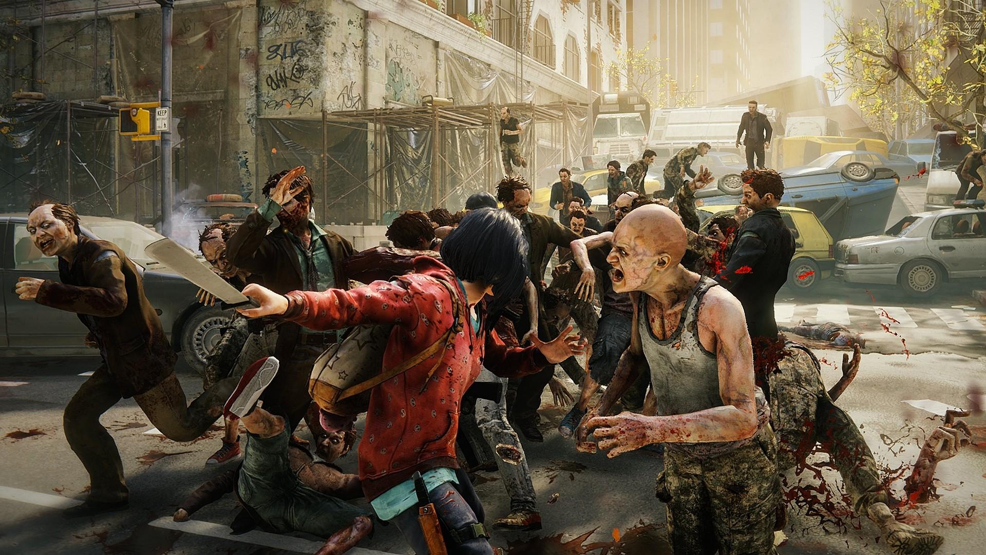 Высокие продажи World War ZвEpic Games Store