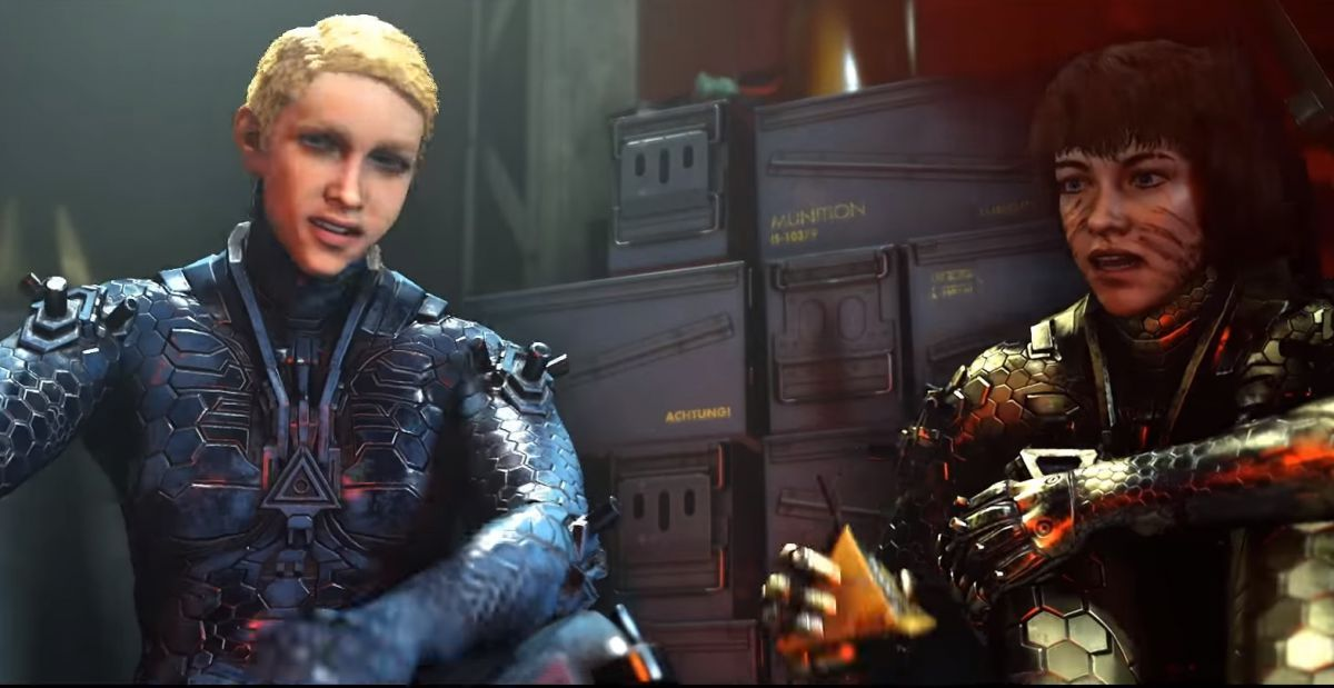 Wolfenstein: Youngblood будет самой большой ипродолжительной игрой серии