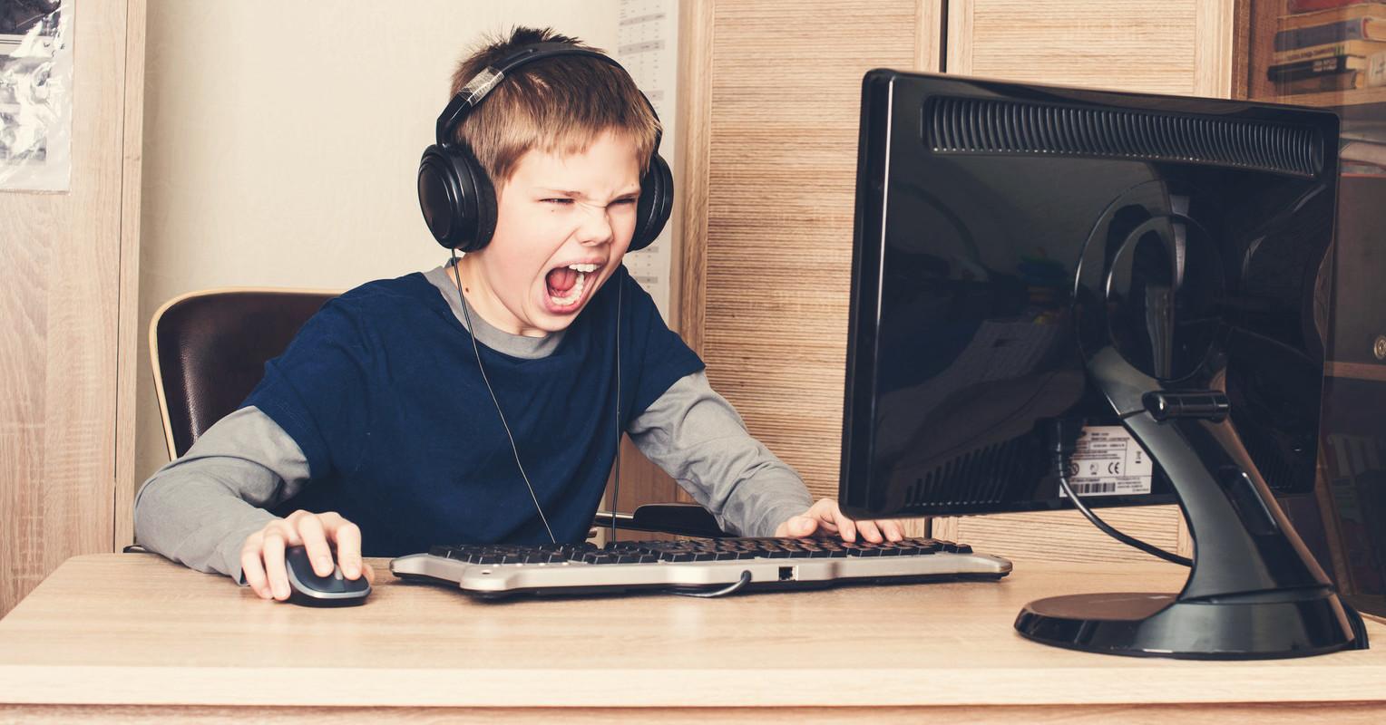 Киберспортмены будут злить юных геймеров иотучать ихотигр