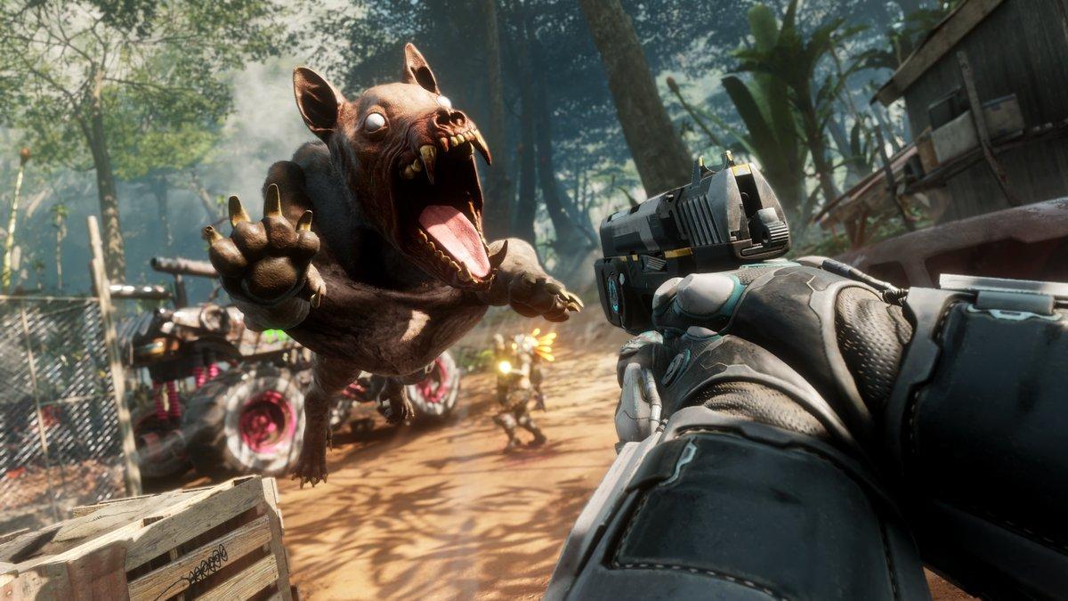 Новый геймплейный трейлер Rage 2