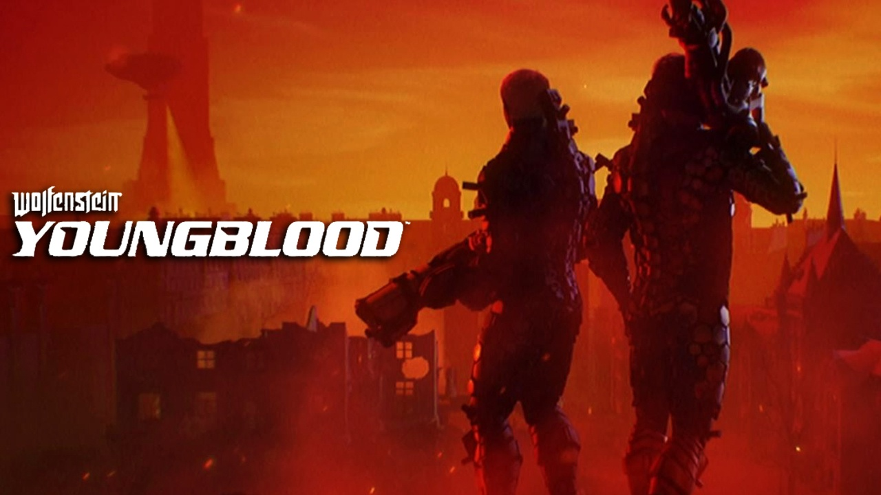Новый трейлер Wolfenstein: Youngblood