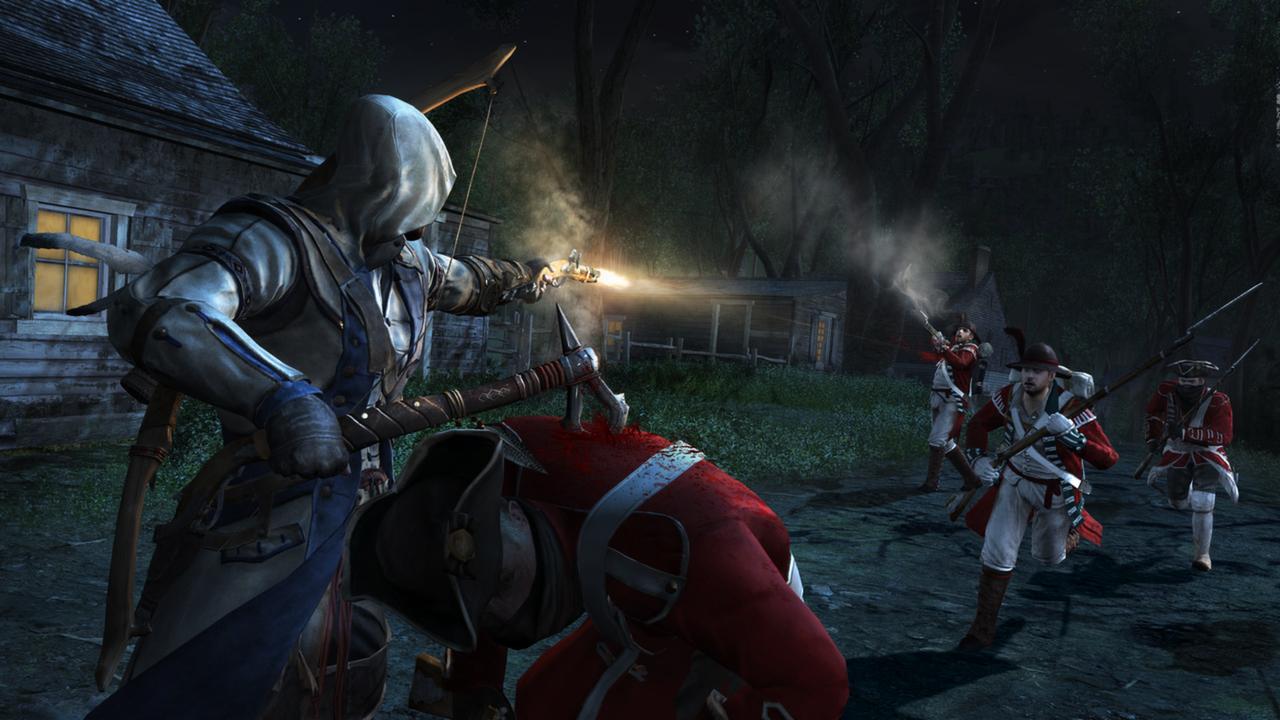 Оригинальная Assassin's Creed III снята спродаж