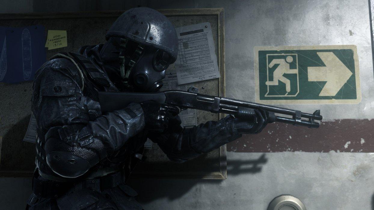Первые подробностиновой Call ofDuty: Modern Warfare 4