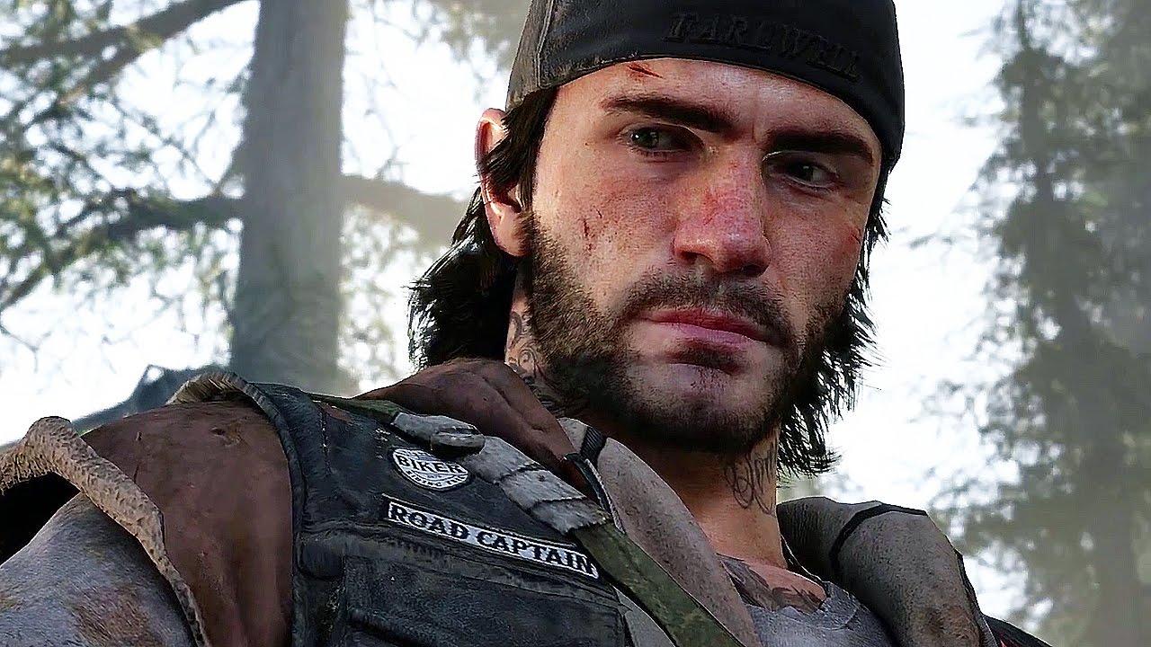 Пятая часть игры Days Gone — это видеоролики