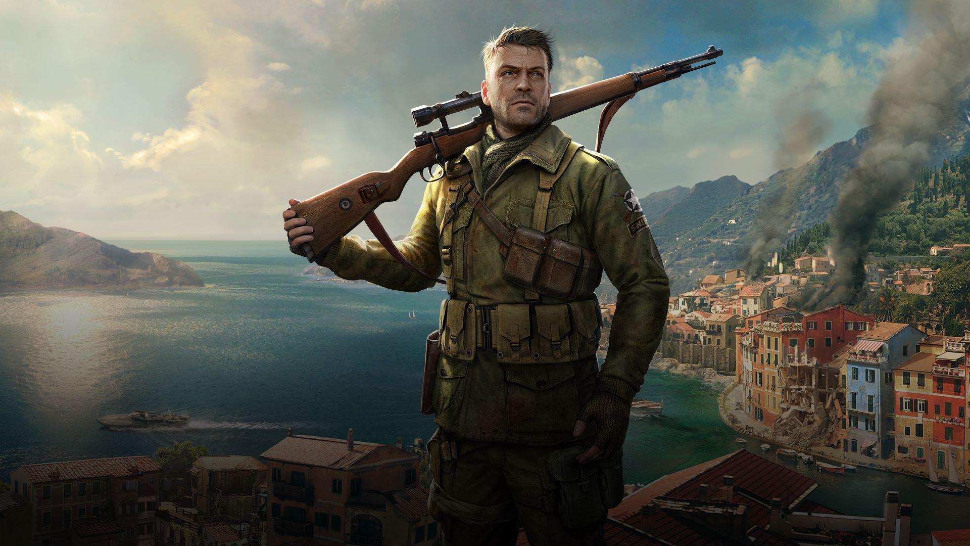 Сразу 4 игры посерии Sniper Elite нас ожидают вближайшем будущем