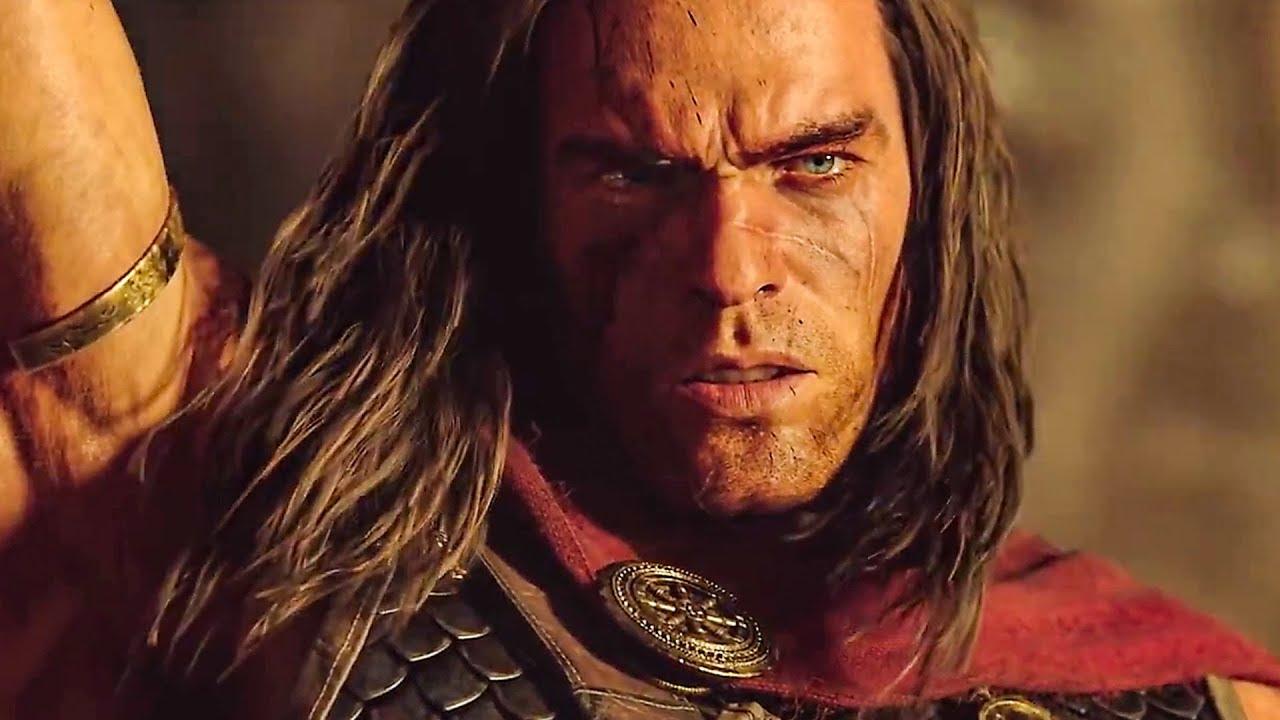 Трейлер геймплея необычной стратегии Conan Unconquered
