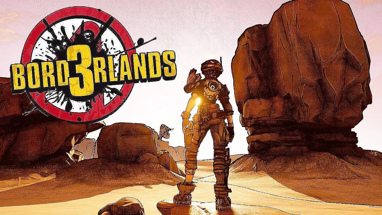Возможный анонс новой Borderlands