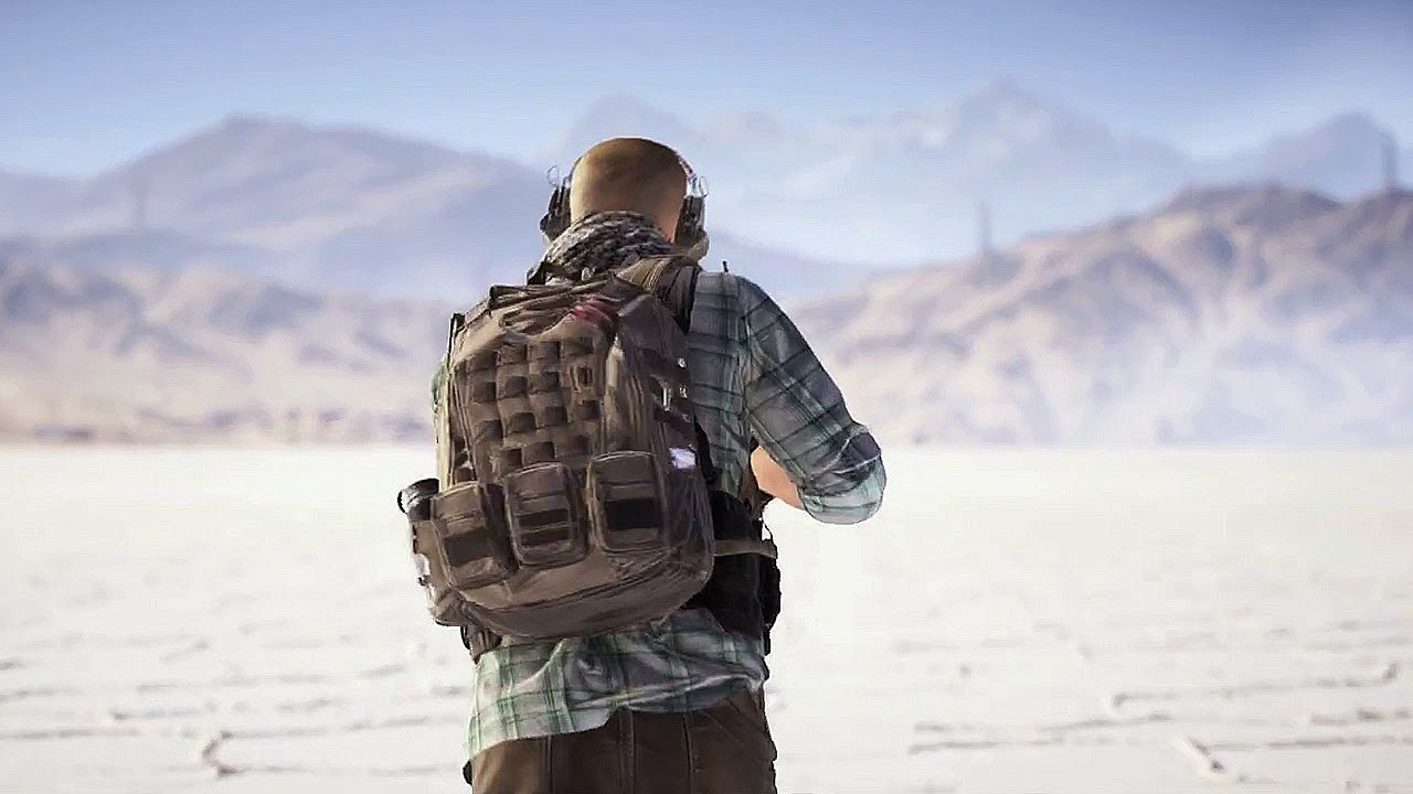 Анонс Ghost Recon: Breakpoint