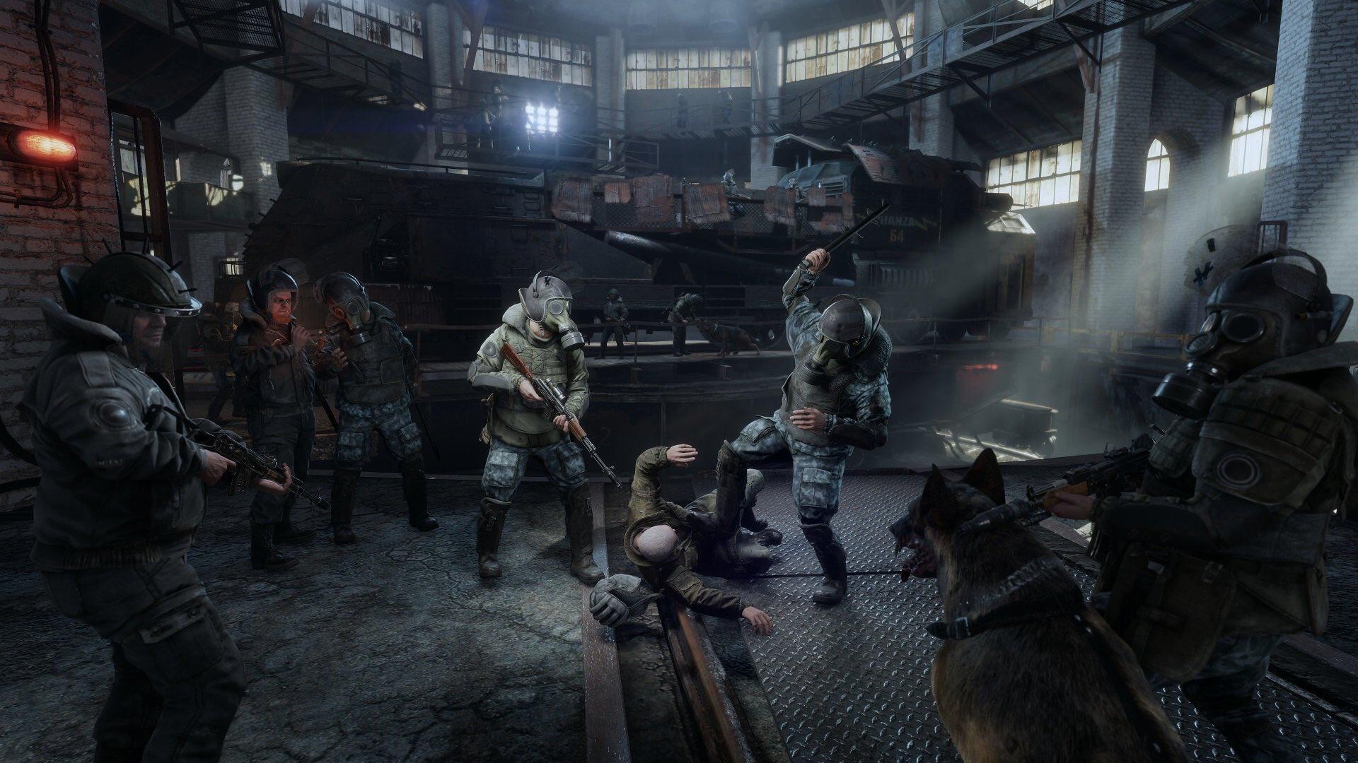 Metro: Exodus ждут два новых сюжетных DLC