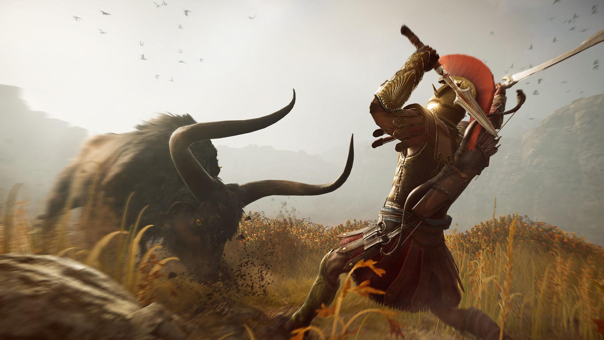 Новое DLC для Assassin's Creed Odyssey выйдет уже виюне