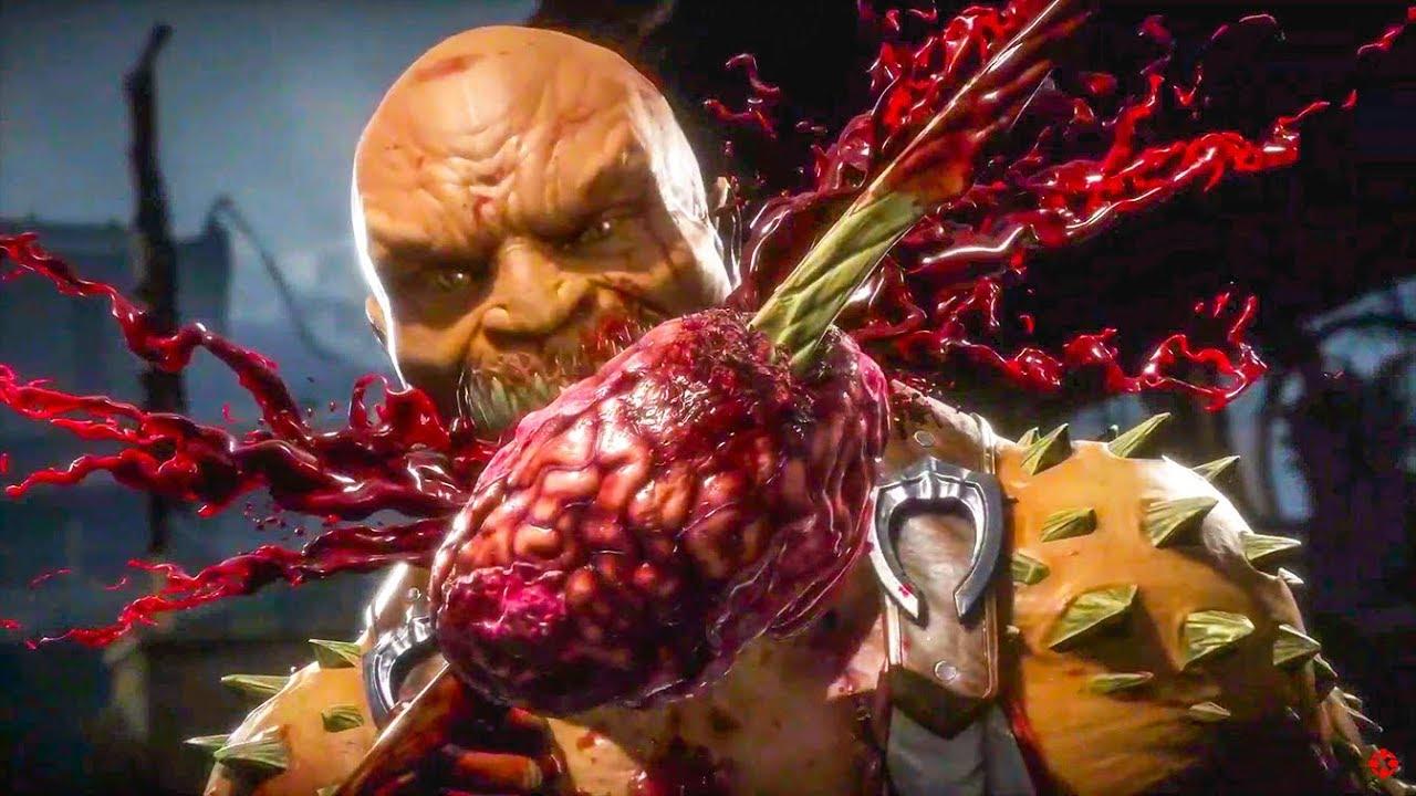 Один изразработчиков Mortal Kombat 11 пострадал отсвоего детища